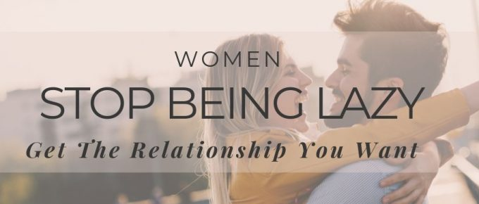 get the relationship you want